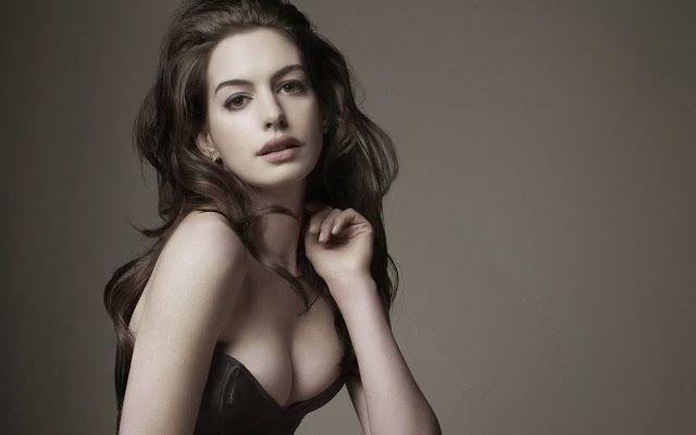 #star 청순함과 섹시함을 동시에 표출하는 배우, 앤 해서웨이 (Anne Hathaway)