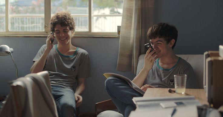 Filme: Hoje eu quero voltar sozinho   Sorriso de vida l Tudo o que você precisa!