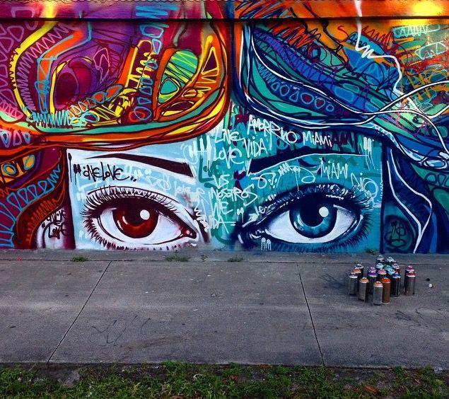 Best 20 street art graffiti ideas on pinterest for Graffiti mural