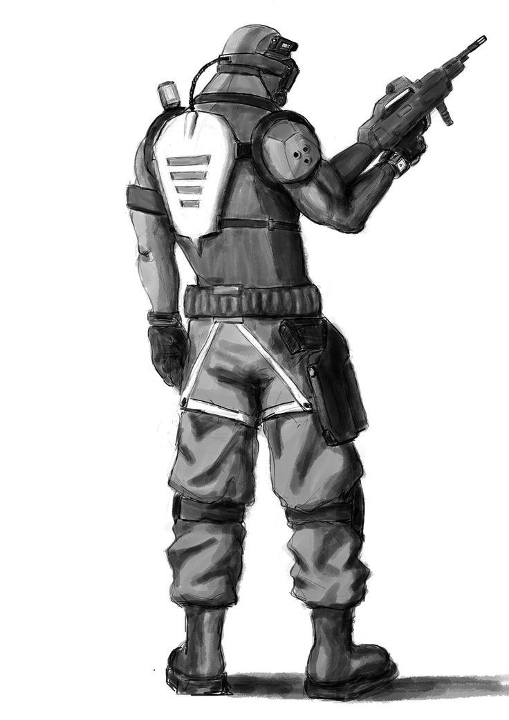 future soldier by Ejder Levent Arslaner
