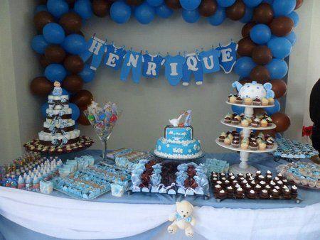 baby shower decoraciones con globos candy bars ideas para baby shower