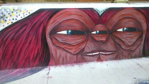 mural en valpo