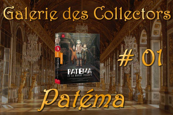 Galerie des Collectors #01 Patéma et le monde inversé