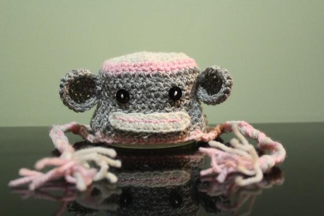 129 best Crocheted animal hats images on Pinterest   Sombreros de ...