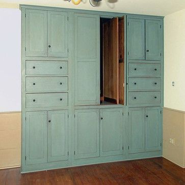 Built-ins from The Workshops - David T. Smith
