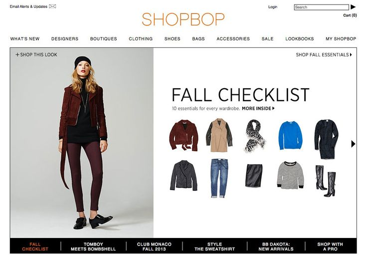 best online fashion shopping sites