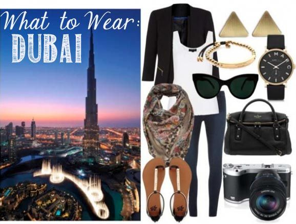 Dubai is both a conservative and a fashion-forward city, making it a bit difficult to determine what to pack. Let me help you out!