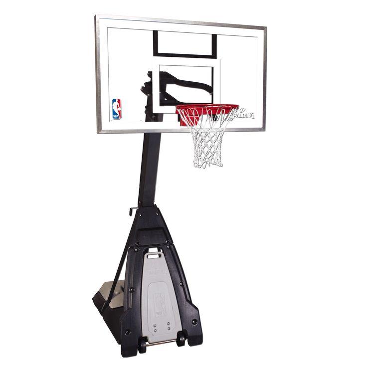 Spalding The Beast Portable Basketball Hoop