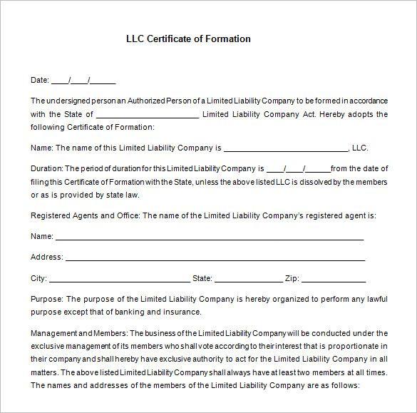 10 Membership Certificate Templates Certificate Templates