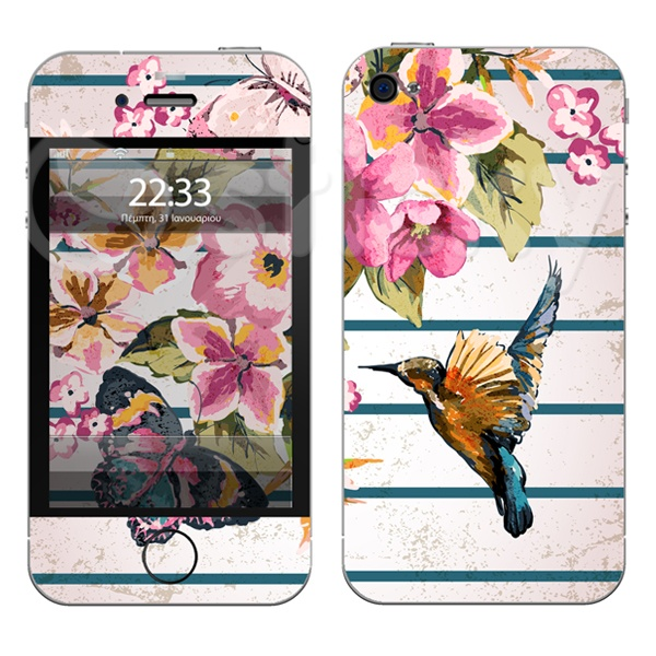 Mobile Sticker SKIN COLIBRI by Sticky!!!