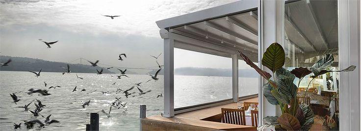 Auvents pour Terrasse – Modèle Capriccio