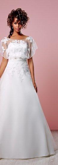 Découvrez la collection 2016 de robes de mariée Tati Mariage sur le site du mariage.