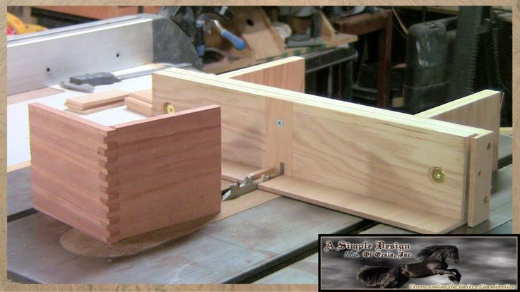 """Here is a step by step on building the finger joint jig I talked to you about in the recent """"Woodworking Jointery Video"""" which can be seen here( http://www.y..."""