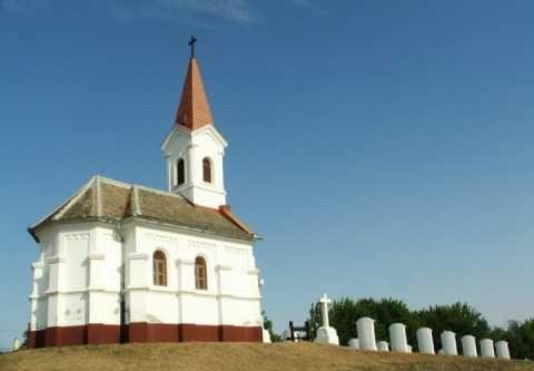 Fájdalmas Szűz kálvária kápolna, Vaskút