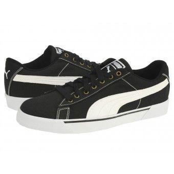 Pantofi sport barbati Puma Benny black-white