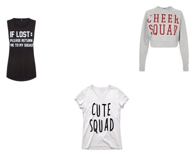 """I would like to invite you to join my group: Squad. To join the group, click ""Accept group invitation"" here: http://www.polyvore.com/cgi/group.show?id=199460."" by ms-kendralove ❤ liked on Polyvore featuring New Look and Private Party"