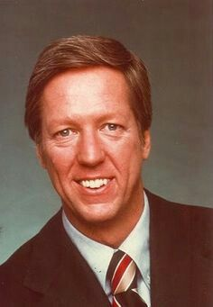 David Hartman; Actor, and original host of Good Morning America..