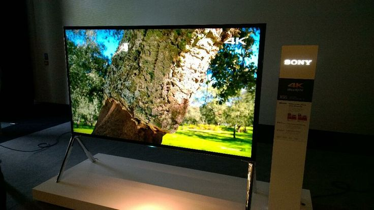 Η νέα 84αρα 4K TV είναι ένα έργο τέχνης... #Sony 4K Event | Pinewood Studios, UK