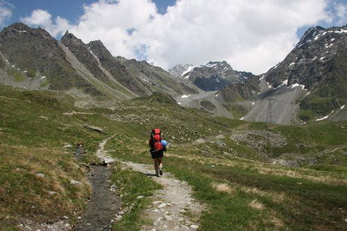 If you're a couple who really enjoy hiking, don't forget a trip aboard the mountain railway to the peak of Mont Fort with its impressive panorama from the Matterhorn to Mont Blanc is a must.