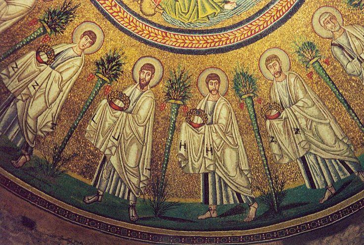 Mosaico Basilica di Sant'Apollinare in Classe – Ravenna