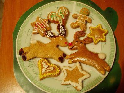 Illatos karácsonyi mézes keksz recept
