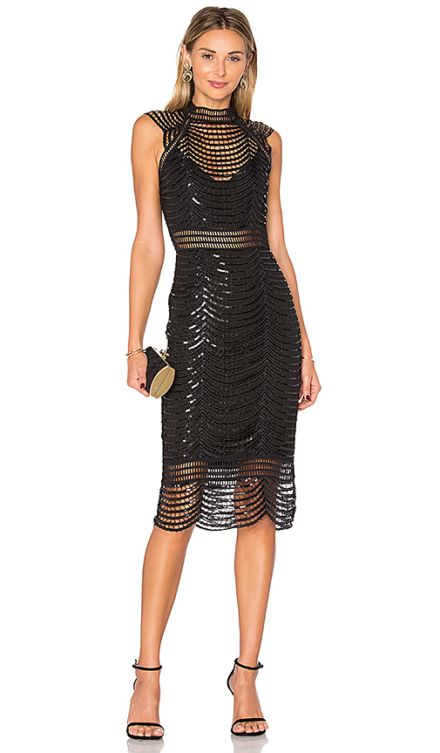 4b4bff074d0 Our Closet Saylor Heloise Embellished Midi Dress. This stand out number is  sure to catch