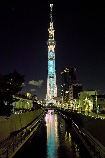 SkyTree~Tokoyo, Japan