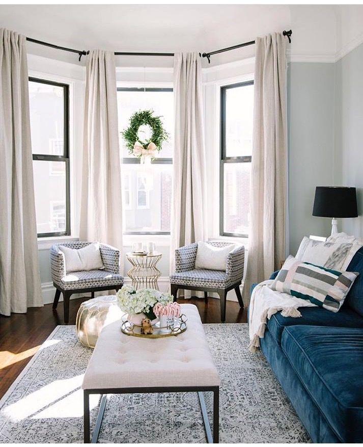 window designs for living room sliding interior tall curtains curtains living room bay window window decor livingroom interior home decor that love in 2018 pinterest