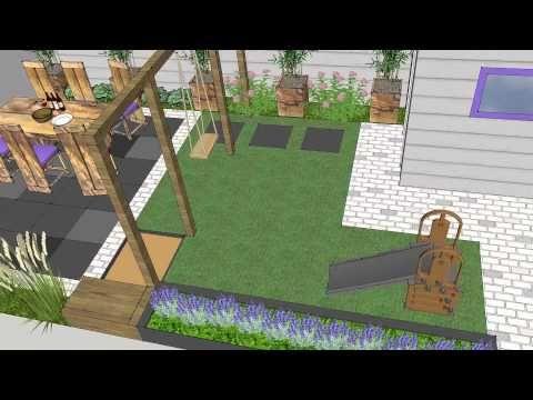 Tuin Milaan - Kindvriendelijk 5x10 - YouTube