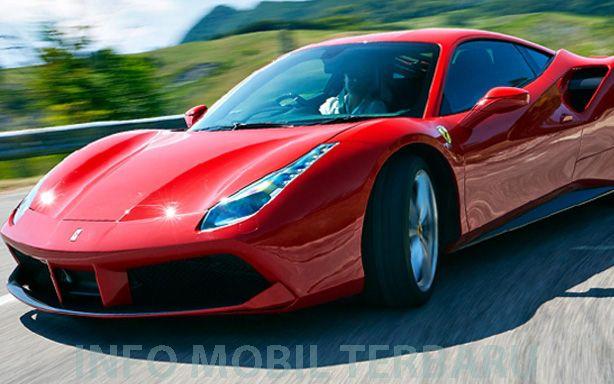 Mobil sport Ferrari 488 GTB melaju lebih hijau http://infomobilterbaru.com/mobil-sport-ferrari-488-gtb-melaju-lebih-hijau/