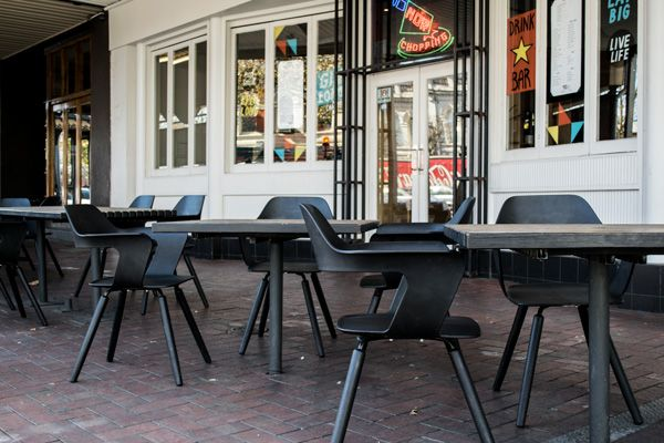 Gin Long Canteen – North Adelaide | Concept Collections |  Muse Chair by Konfurb