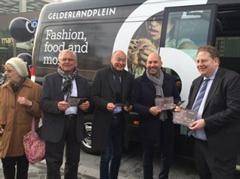 Eerste rit Gelderlandpleinlijn