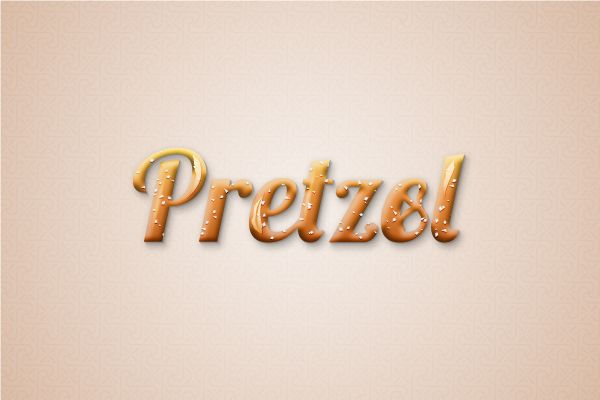 Create a Tasty Pretzel Text Effect in Adobe Illustrator - Tuts+ Design & Illustration Tutorial