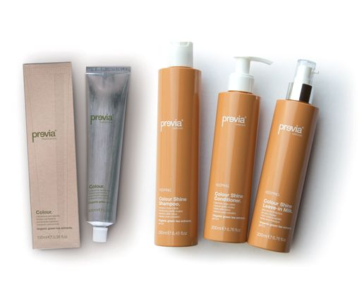 Previa Haircare – Made in Italy | Professional hair products
