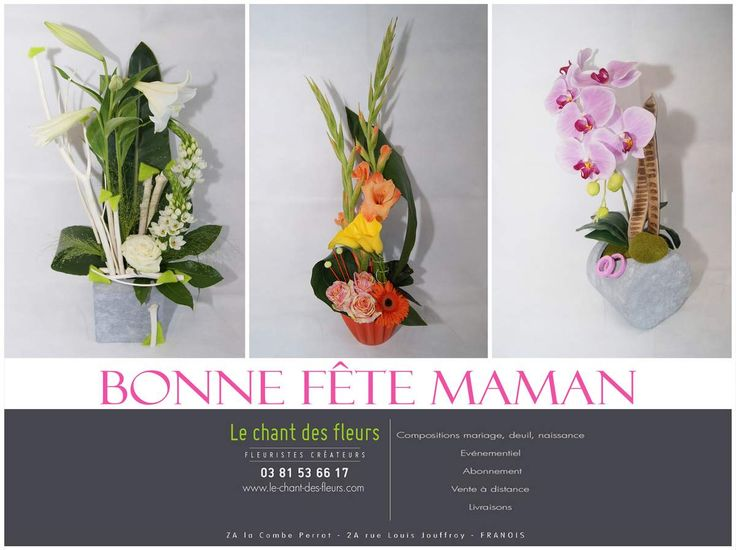 le chant des fleurs 2a rue louis jouffroy 25770 Franois 03.81.53.66.17 http://www.le-chant-des-fleurs.com/