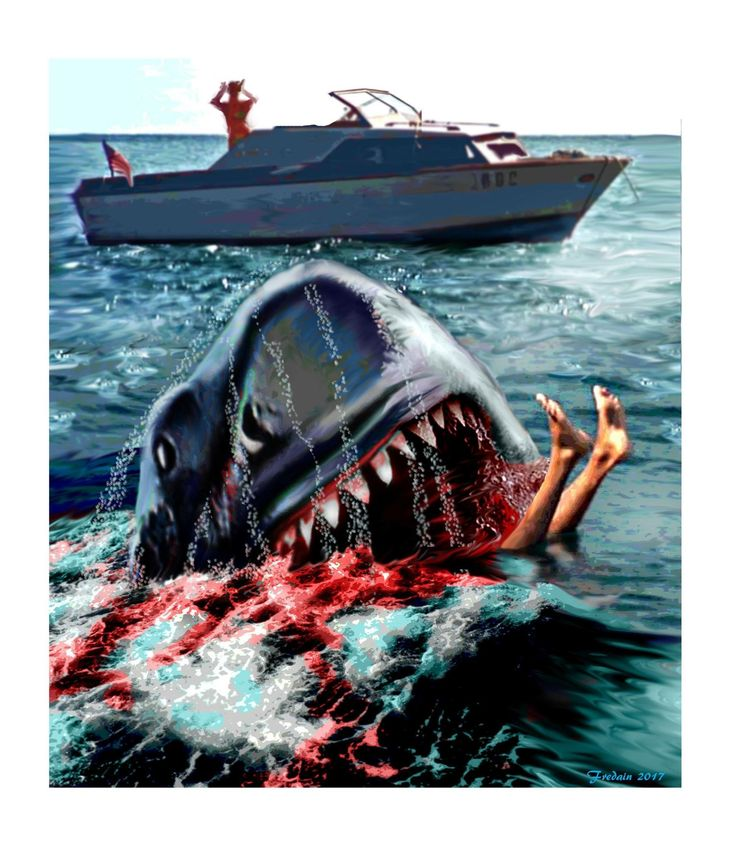 108 best Jaws images on Pinterest | Sharks, Horror films and Jaws movie