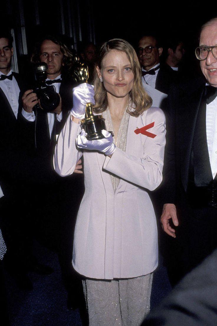 Jodie Foster, 1992 - ELLE.com