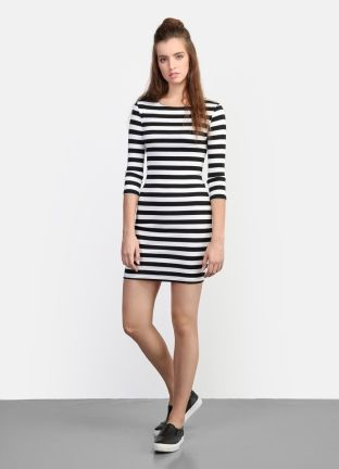 Платье в морском стиле за 1799р.- от OSTIN