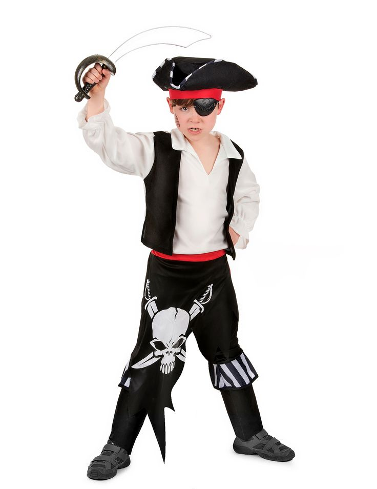 Bent u op zoek naar een leuke zeerover kostuum voor kinderen? Bestel snel dit piraten pak voor jongens voor een zeer goedkope prijs bij Vegaoo.nl!