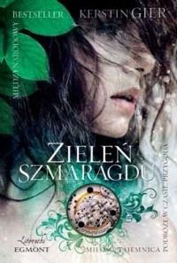 for Smaragdgrün by Kerstin Gier