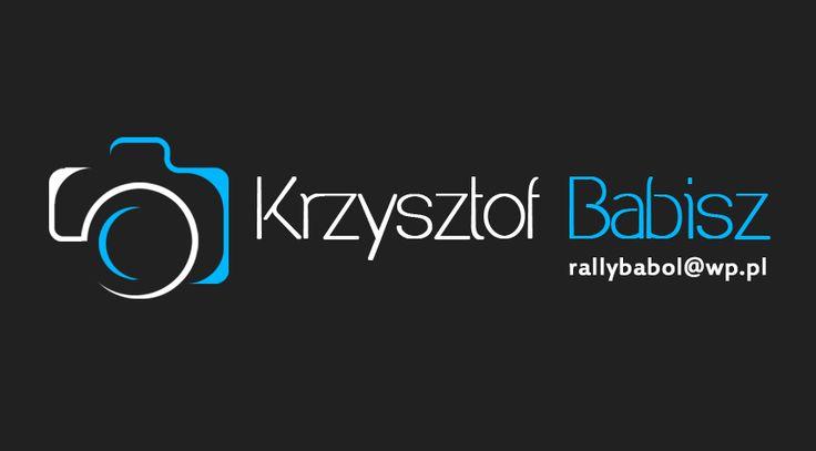 2013, Logo for photographer Krzysztof Babisz, webgrafika.pl