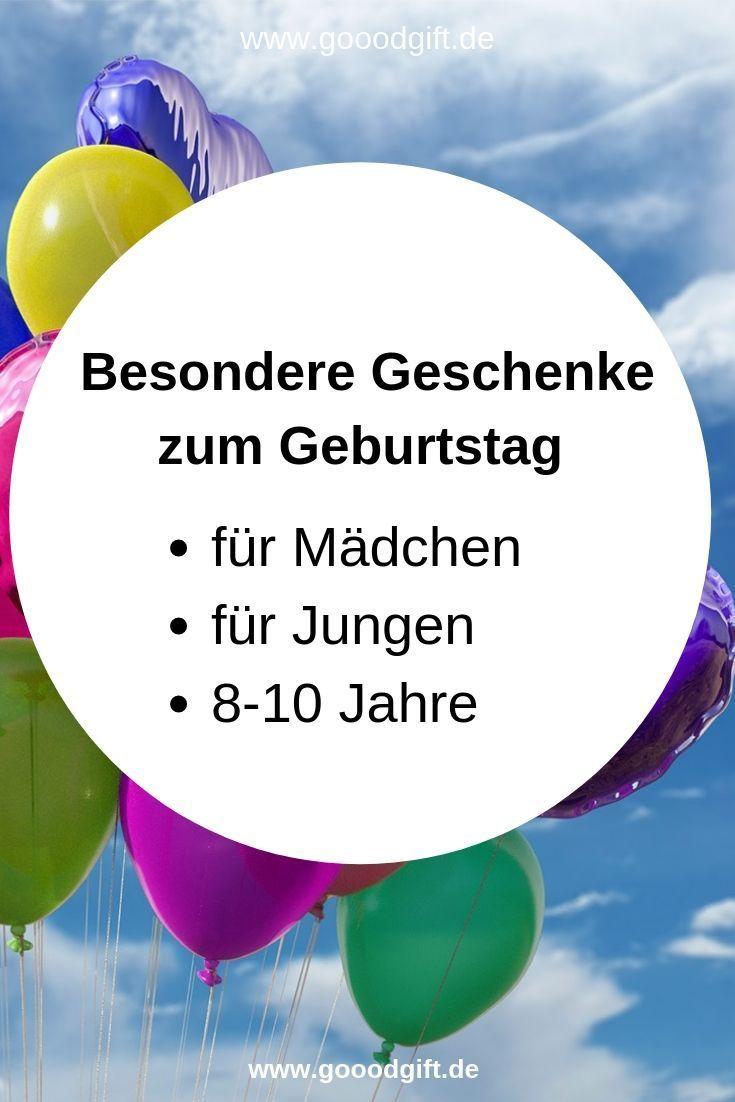 Ihr Feiert Einen Kindergeburtstag Und Sucht Nach Geschenken Fur 8 Jahrige Gesch Geburtstagsgeschenke Fur Jungen Geschenk Madchen 10 Jahre Geschenkideen Kinder