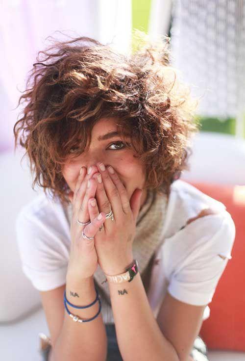 ms de ideas increbles sobre pelo corto y rizado en pinterest corto y rizado cortes de pelo rizado corto y cortes de pelo corto y rizado