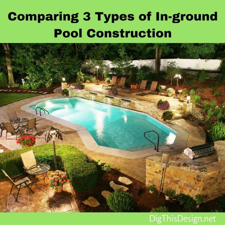 106 best Pool Landscaping images on Pinterest | Spaces, Patios and ...