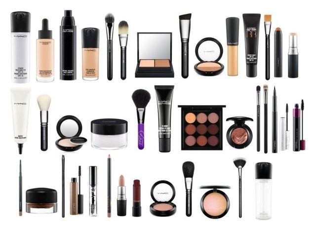 Mac Kosmetik Set