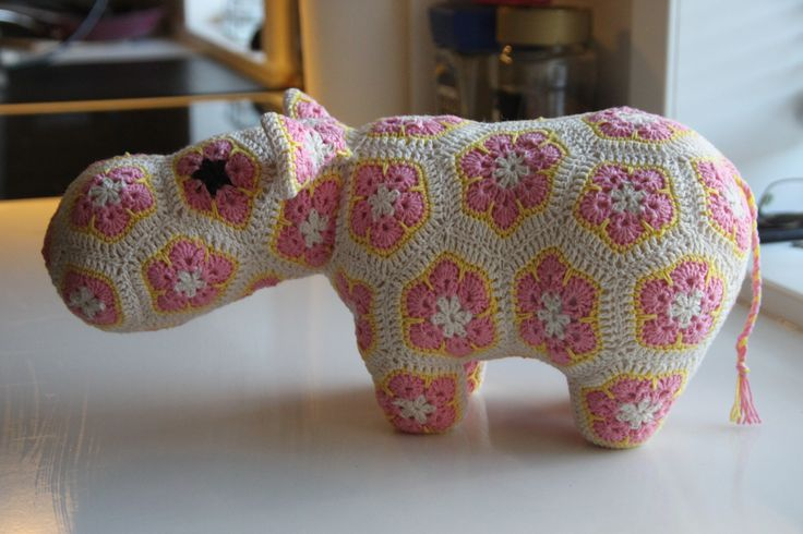 Ida's Flodhest Design = Heidi Bears