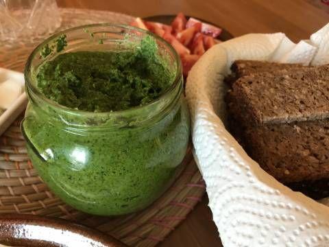 Pesto z medvedieho cesnaku | Babské rady