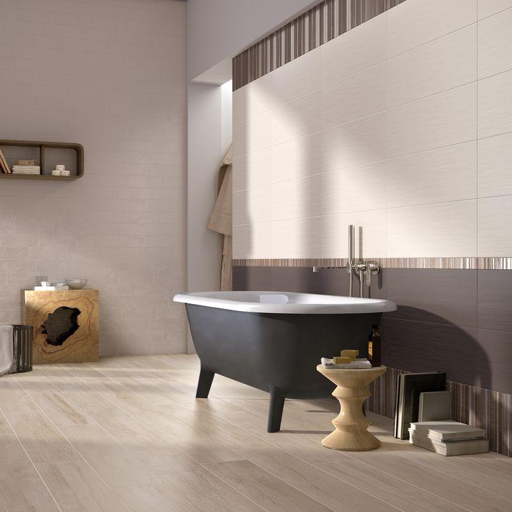 Bagno Model - colore Trendy e decoro Plissé http://www.supergres.com ...