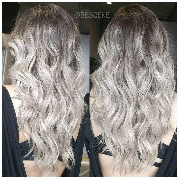 • Grey Ombré •