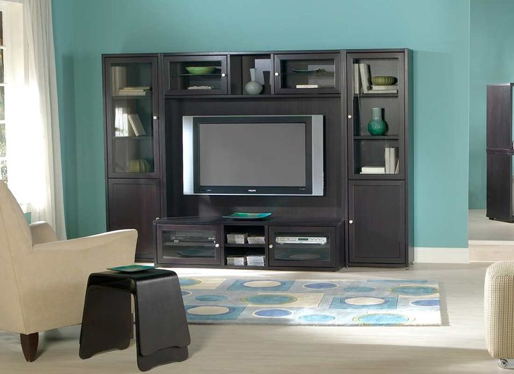 Unique Furniture Entertainment Center   Espresso   Fill the entire wall  with useable  beautiful style when you have the Unique Furniture  Entertainment. 17 Best images about Wall Units on Pinterest   Feature wall design